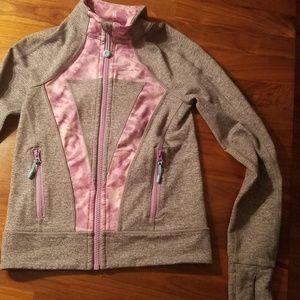 Perfect Your Practice Zip Up jacket